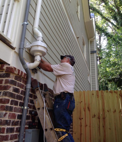 Radon mitigation system maintenance is easy and inexpensive.